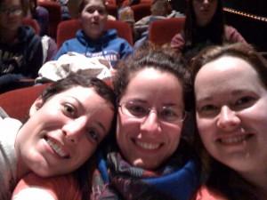 Jenny, Nicky and me
