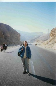 Me in the Valley of the Kings
