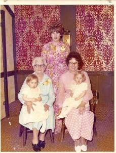great grandma briski